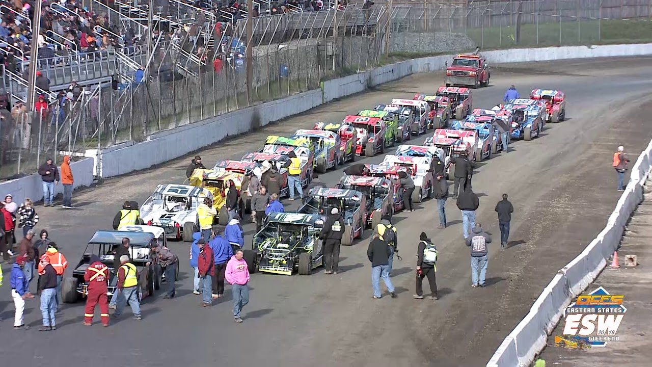 OCFS Eastern States Big Block Modified 200 - 2018