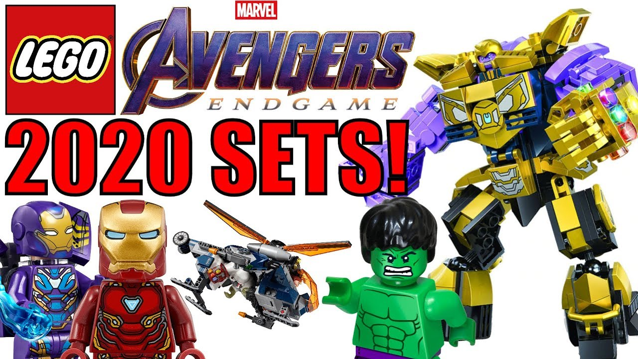 New Lego Sets 2020.Lego Avengers Endgame 2020 Sets Rumor List Thanos Mech
