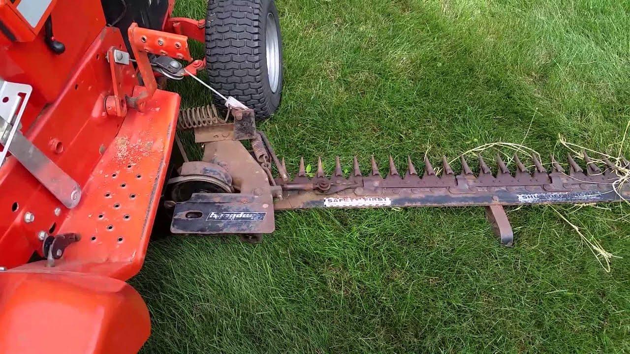 Sickle Bar Attachment For Garden Tractor - Garden Best Fragrances