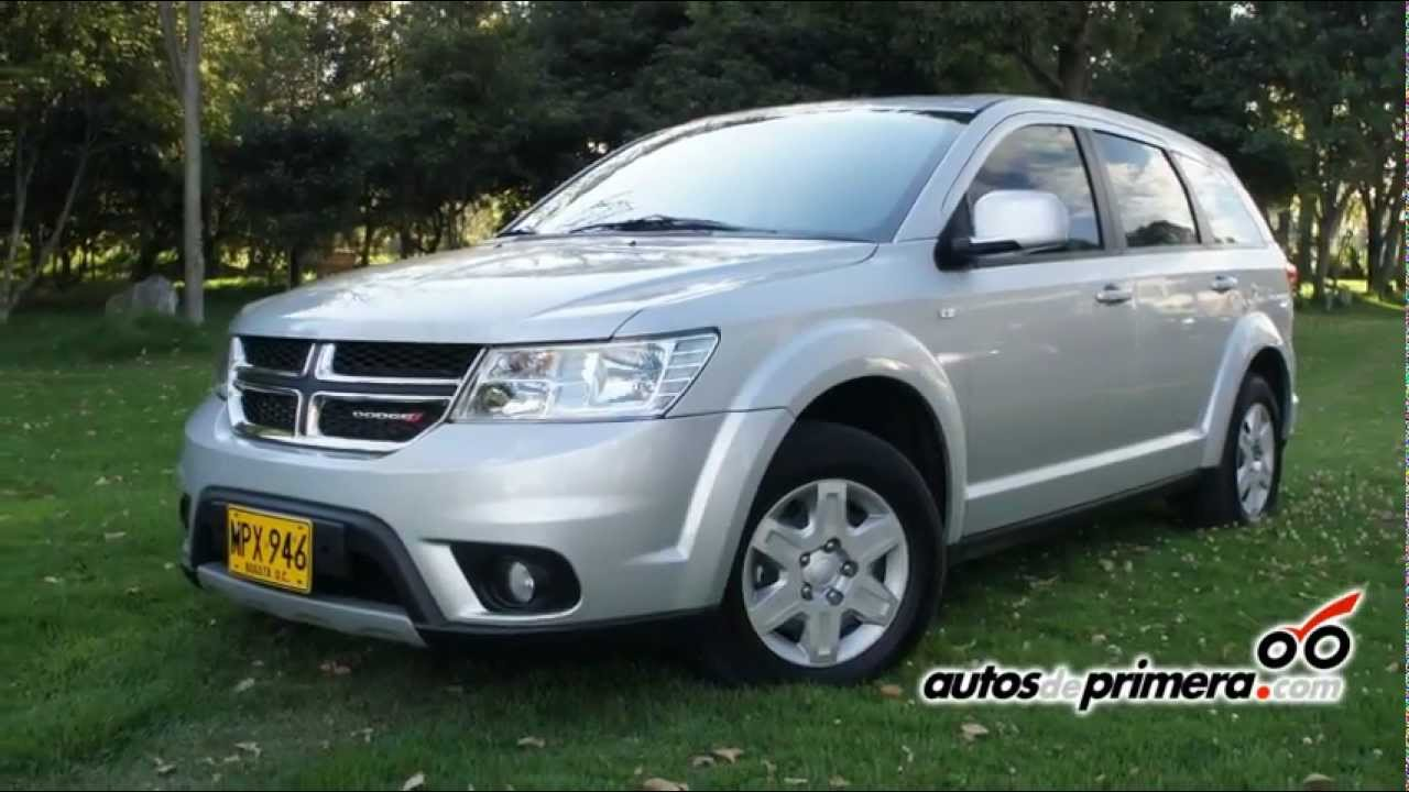 2016 Dodge Journey >> DODGE JOURNEY: Se relanza en Colombia ésta exitosa SUV familiar. - YouTube