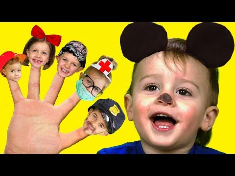 Canción De La Familia Dedo | Canciones InfantilesEn Español Are You Sleeping  Nursery Rhyme Song