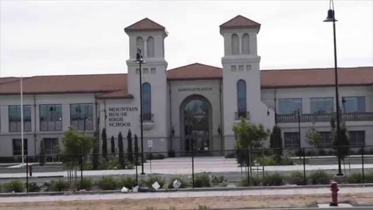 Delightful Mountain House, CA. High School   Great Facility And Promising Academic  Results   YouTube