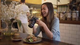 Learn to get creative with Canon EOS 77D Guided Display