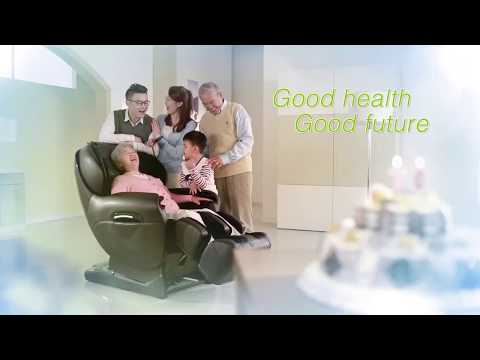 Bionwell Philadelphia masszázsfotel intro (iRest SL-A38 Massage Chair Technology)