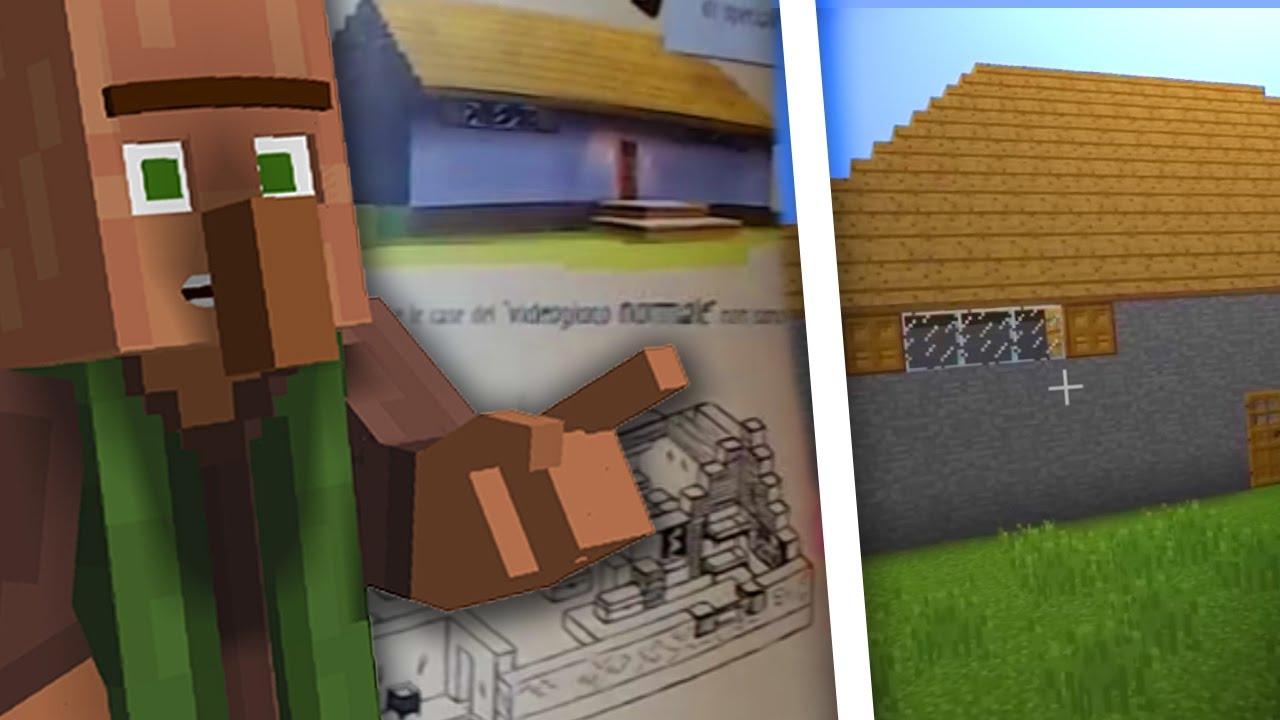 Tutorial per la casa piu 39 incasinata diario di un for Piccoli progetti di casa di minecraft