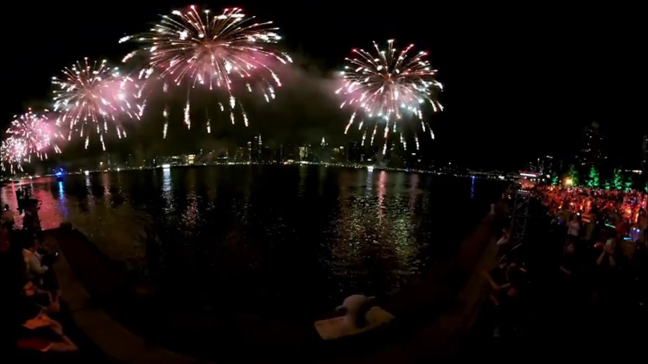 Macy's Fourth of July Fireworks - 2017