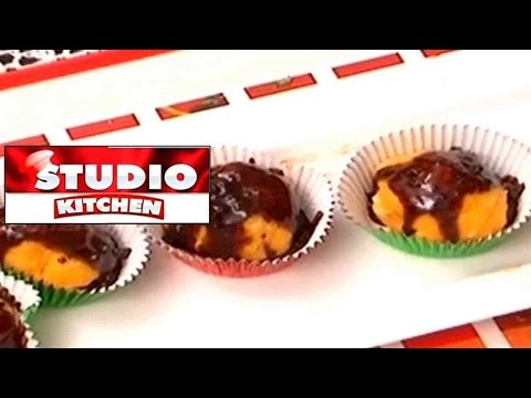 Studio Kitchen Chocolate Balls 13-03-17