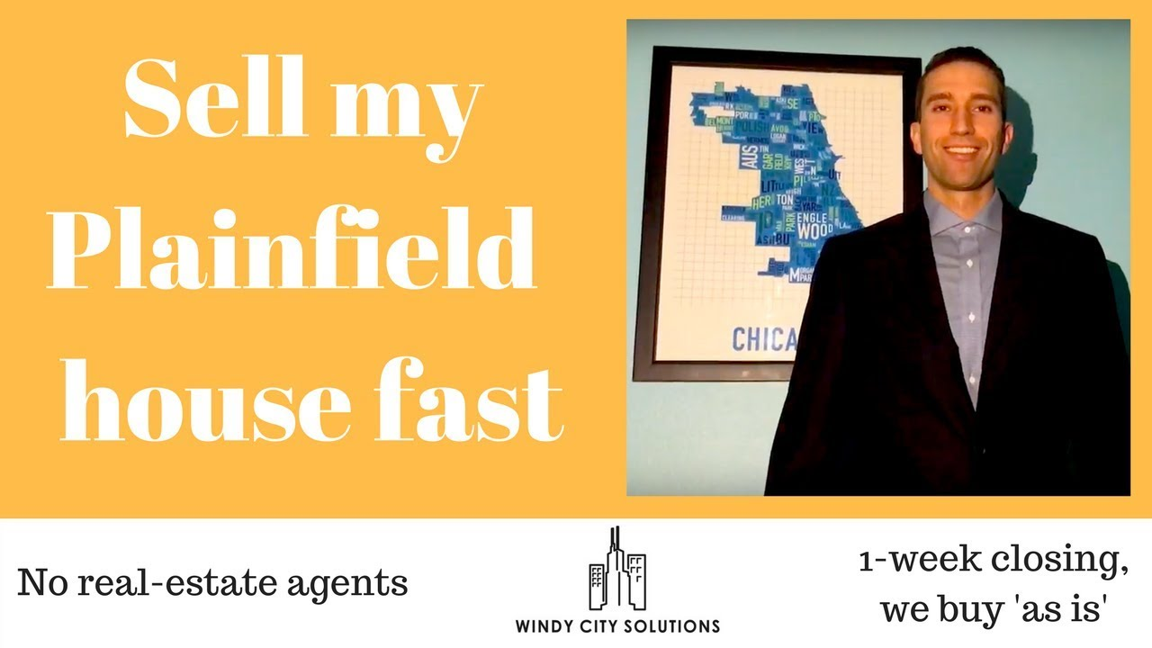 Sell my Plainfield house for fast cash