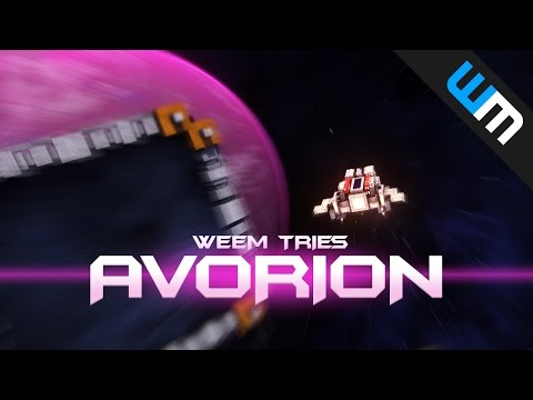 Avorion Gameplay - Explorion the Avorion Galaxion