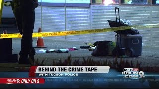 A look inside the Tucson Police Crime Scene Unit and Crime Lab