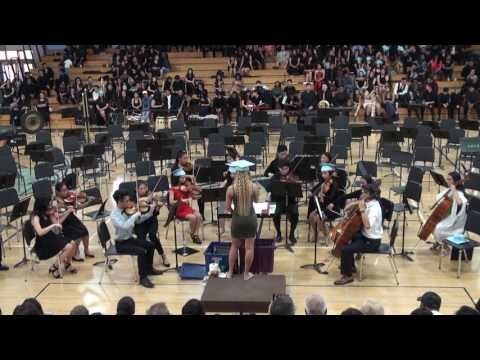 Hercules High School Orchestra – Phantom of the Opera