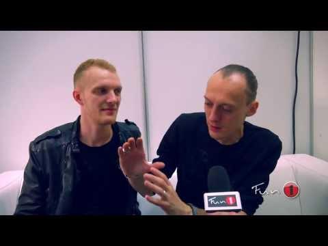 SWANKY TUNES Interview (FUN 1 TV)