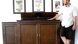 Touchstone Tv Lift Cabinet
