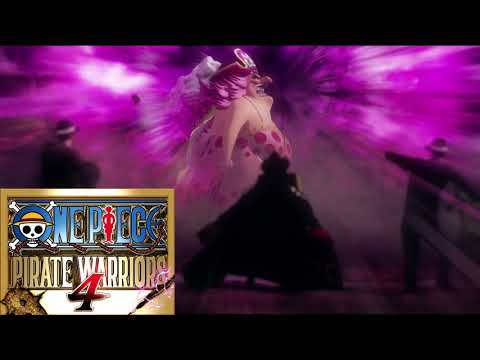 One Piece Pirate Warriors 4 - OST - Eating Disorder Extended