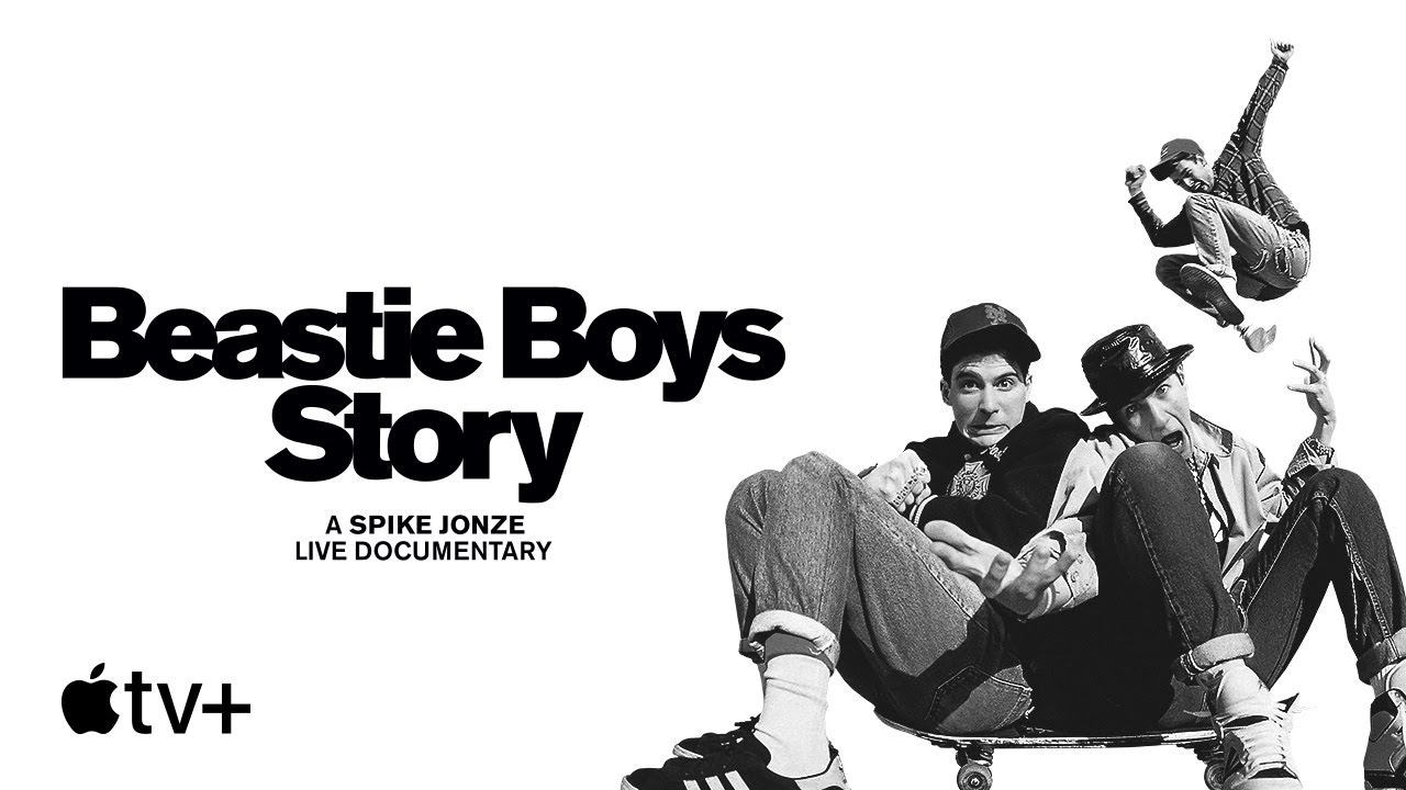 Official Trailer For Beastie Boys Story