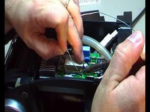 Reparacion placa electronica cafetera krupss nespresso no - Reparacion de placas electronicas ...