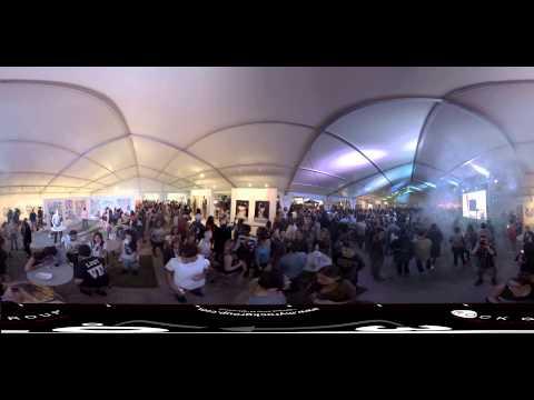 360 VIDEO - ART BASEL MIAMI 2015