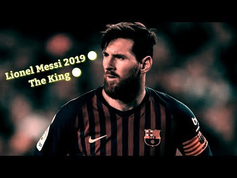 Lionel Messi 2019 ● The King ● Sublime Dribbling Skills, Goals & Assists - HD