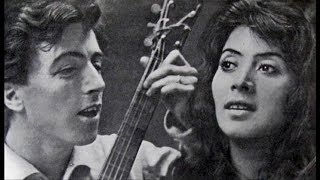 Neomi & Arik Bar-Or - Israeli songs (live in France, 1959)