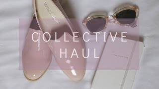 Collective Haul 2016