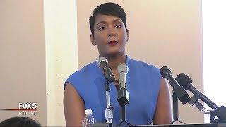 I-Team: Atlanta Mayor Reacts to Former Mayor's Subpoena