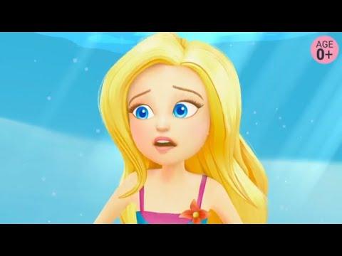 Барби Дримтопия: Радужная страна 1. Мультики для девочек