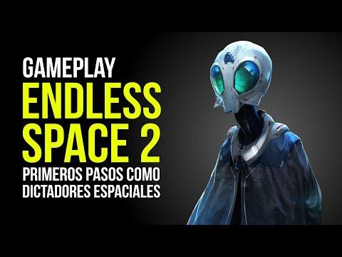 ENDLESS SPACE 2, GAMEPLAY - Primeros pasos como DICTADORES ESPACIALES