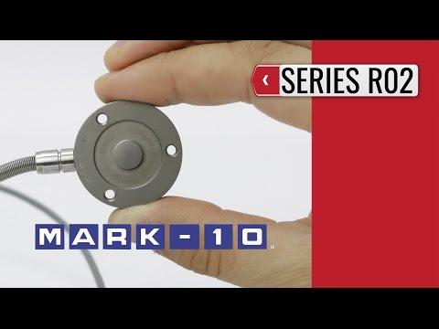MARK-10 - Compression Force Sensor Series R02 (product Video Presentation)