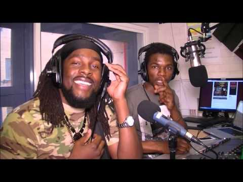 Da Fuchaman Interview with Docta Flex Papa Jolly Album Promotion RRL Reggae Music