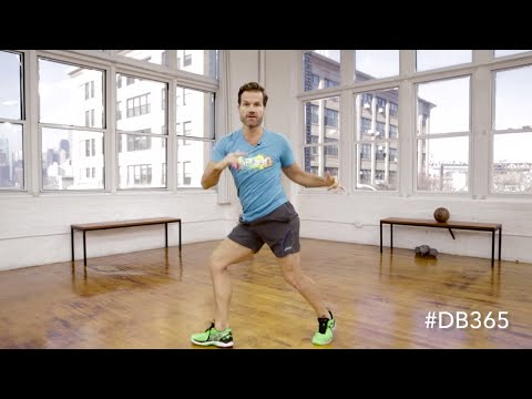 The Louis van Amstel Dance Workout (3 Quick Moves!)