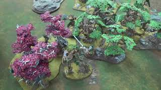 Video Age of Sigmar Battle Report: Flesh Eater Courts vs. Sylvaneth 2,000 Points download MP3, 3GP, MP4, WEBM, AVI, FLV Januari 2018
