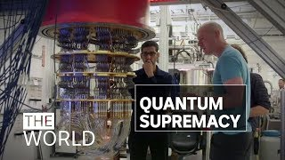 Google claims quantum computer supremacy with new quantum processor | ABC News