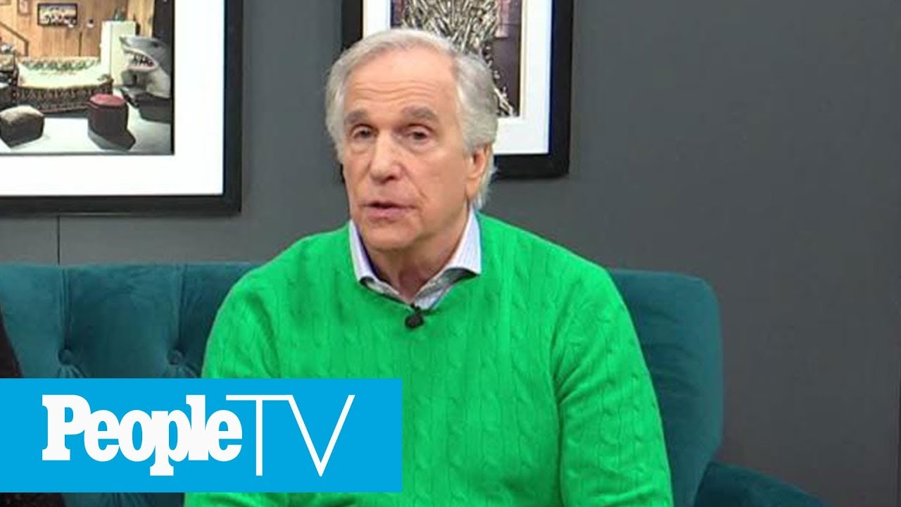 Henry Winkler On His Hilarious 'Arrested Development' Character | PeopleTV