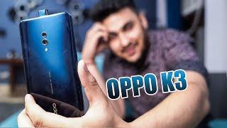 oppo K3 Review - Poor Smartphone & Poor Decision!