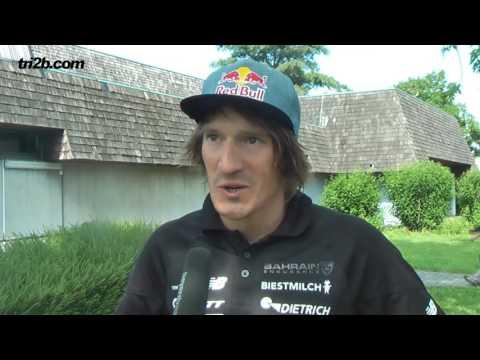 Ironman 70.3 Kraichgau 2016: Sebastian Kienle im Interview
