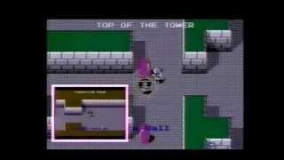 販促ビデオ MSX イシターの復活 THE RETURN OF ISHTAR PV ナムコ NAMCO ナムコット NAMCOT 1988年09月22日 アクションロールプレイングゲーム ロール ...