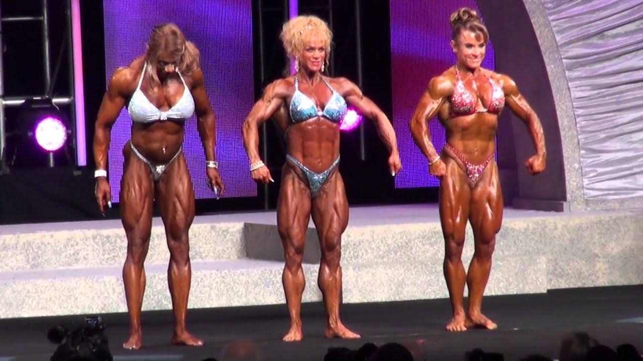 2013 Arnold Classic Ifbb Pro Ms International Comparis