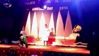Baba Mere Pyare Baba Heart Touching Performance by Allied School Al-Miraj Campus Students
