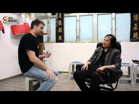 An Interview with Sifu kenny Leung by Sifu Sergio