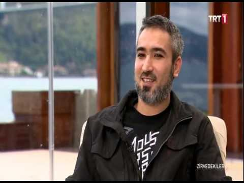 Sagopa Kajmer Zirvedekiler Programının Konuğu. TRT 1