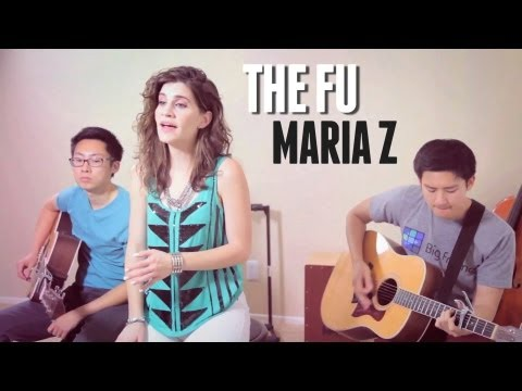 Daft Punk - Get Lucky ft Pharrell Williams (Maria Z & The Fu cover)