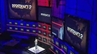 GOONL!NE - Resistance 2 - Sony Conference [E3 2008]