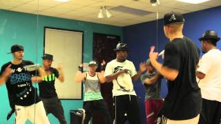 Jacob Latimore You Come First Rehearsals
