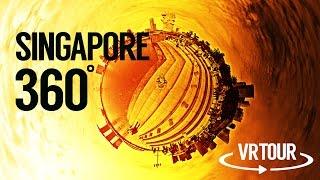 Singapore 360 VR Tour | Travel with Nikon Keymission 360
