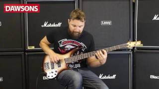 Ibanez SR300E Spot Run Bass Guitar Review