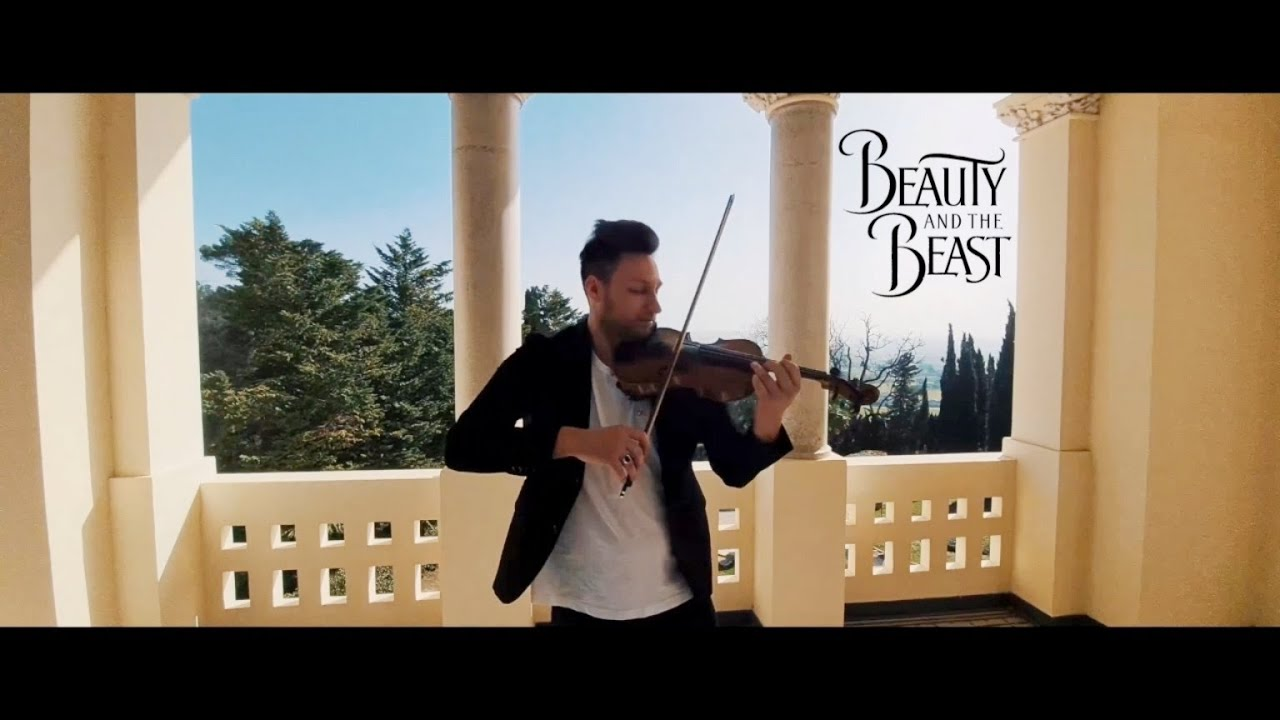 BEAUTY AND THE BEAST - VIOLIN COVER