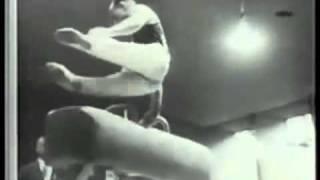 1952 Olympics: Heikki Savolainen (FIN) Takes Athelete