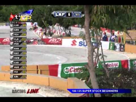 2013 Regional Underbone Grand Prix - Bohol GP - 100-125 Mix Stock Beginners (The Racing Line TV)