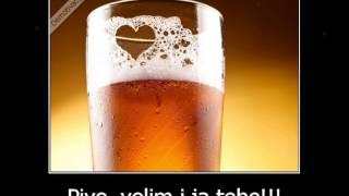 Moja draga i ja i gajba puna piva uzivajte By:Daki^