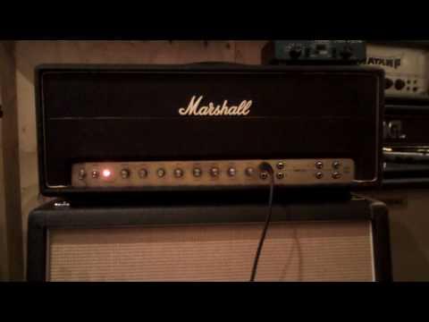 datazione mio amplificatore Marshall